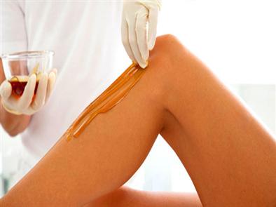 Cách tẩy lông tay chân tự nhiên với đường cát